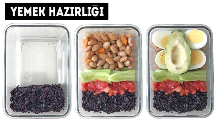 Yemeğinizi önceden nasıl hazırlarsınız?