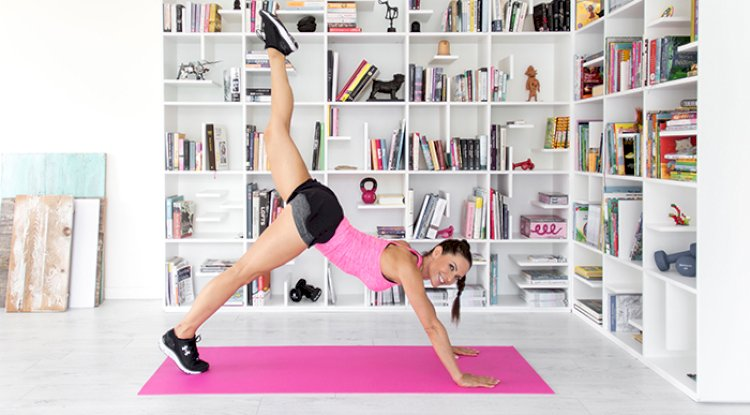 4 Exercises for the perfect Butt