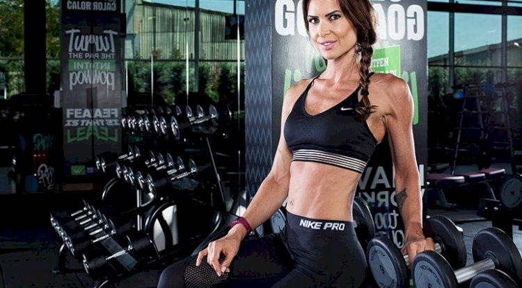 Mit Gewicht heben wirst du kein Muskelprotz!
