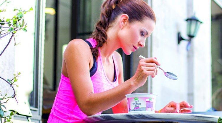 Vollmilch- oder fettarmer Joghurt?