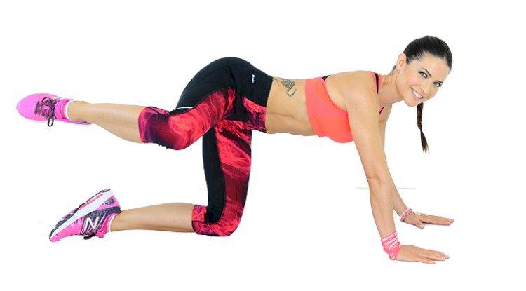 Dein Fit-für-die-Ferien-Workout: Tag 3