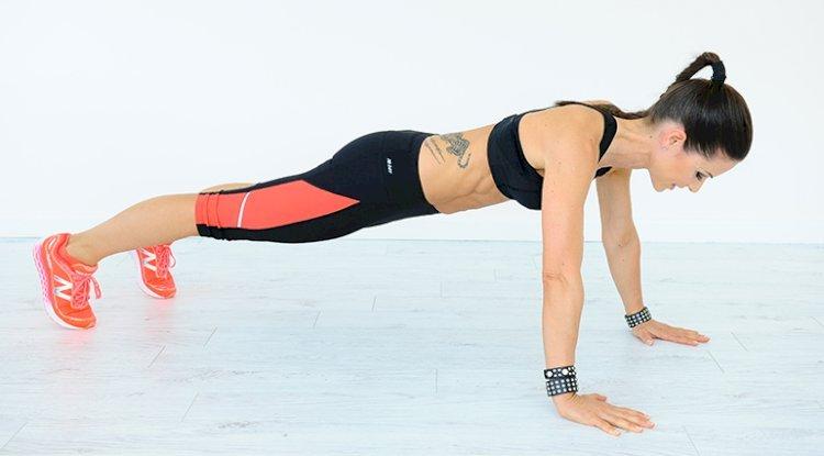 Dein Fit-für-die-Ferien-Workout: Tag 5