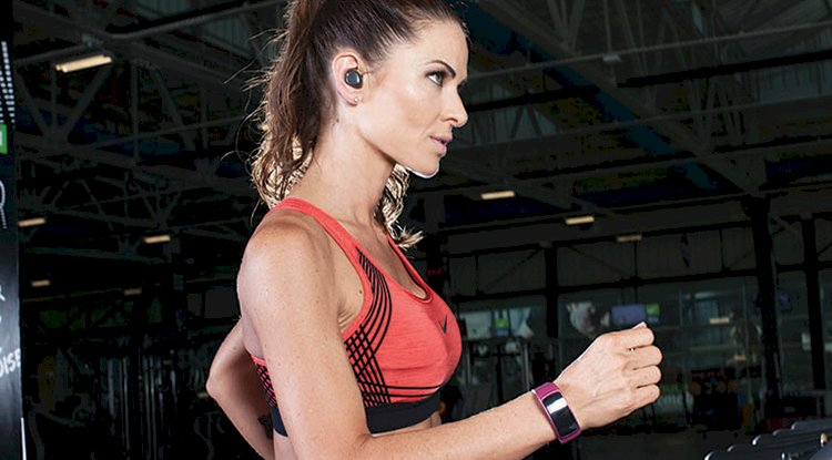 Ban Phones from the Gym?