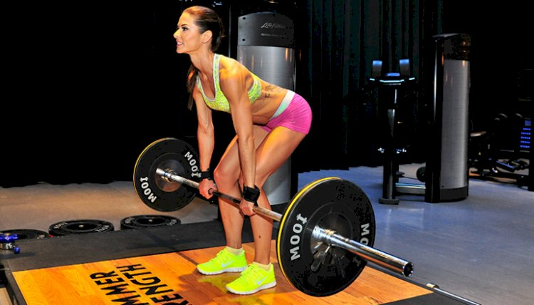 Deadlift: All in One Exercise
