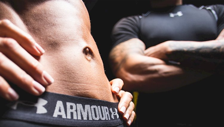 Get rid of these love handles!