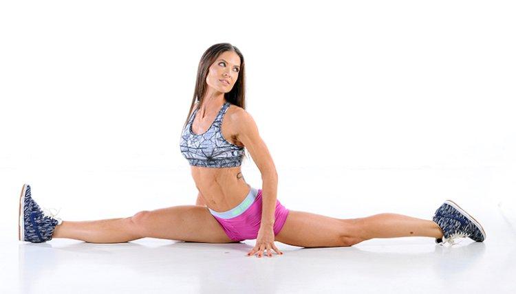 Herkes bacaklarını 180 derece açabilir mi?