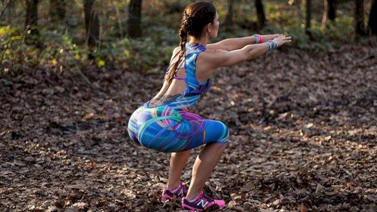 Squat yapmak bacakları kalınlaştırır mı?