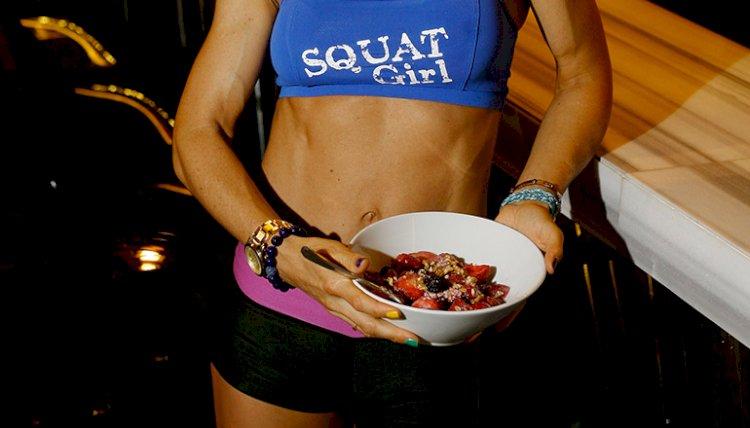 Squatgirl: My nutrition secrets