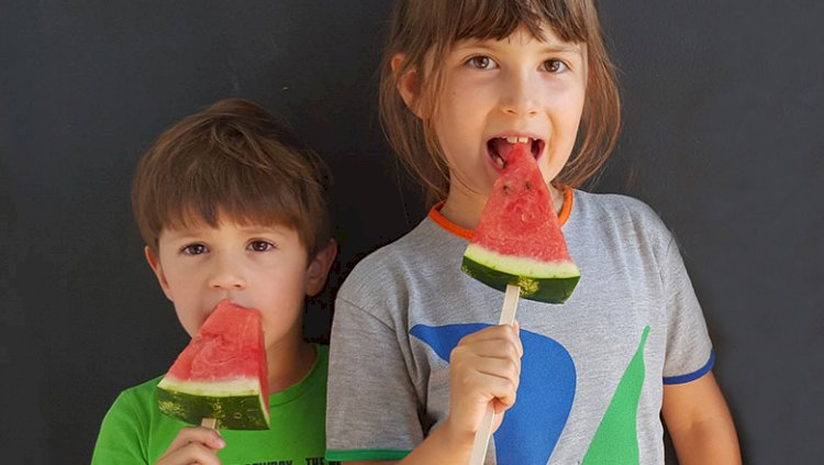 How I get my kids to eat healthy food