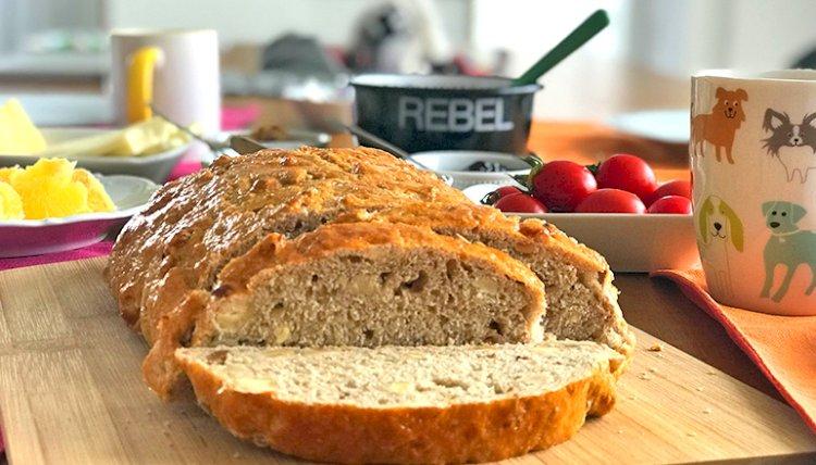 Kilo aldırmayan ekmek tarifi