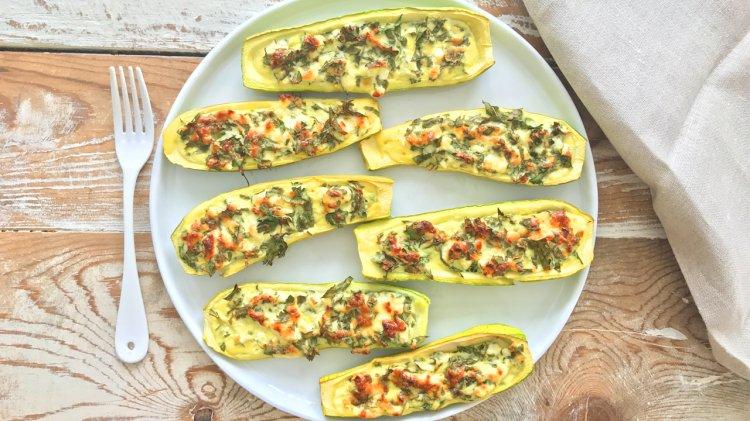 Hızlı akşam yemeği: sebzeli karnıyarık