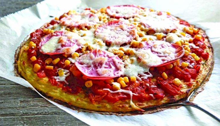 Healthy Family Pizza