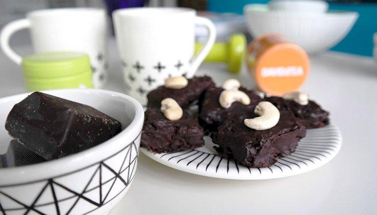 Healthy Chocolate Pralines