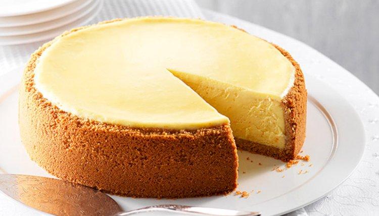 Muzlu Cheesecake'im ve ben