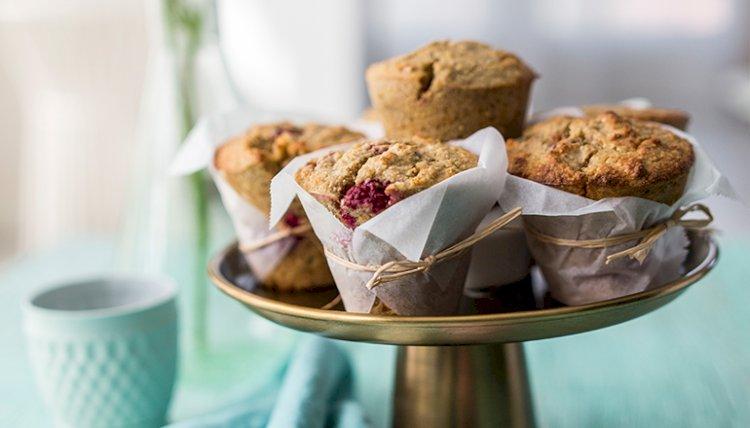 Sağlıklı Kinoa Muffinleri