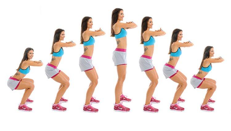 8 common Squat Mistakes