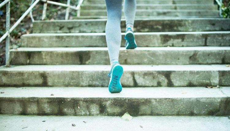 Das ultimative Treppen-Workout