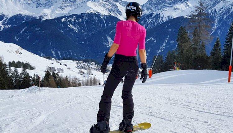Strong legs for Ski Bunnies