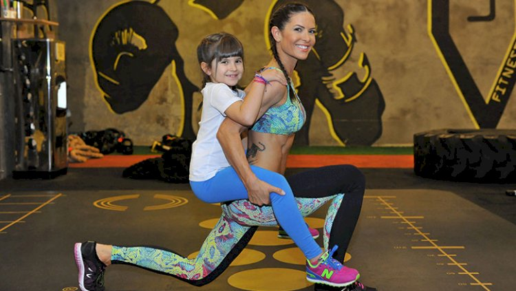 Start sports as a Toddler!