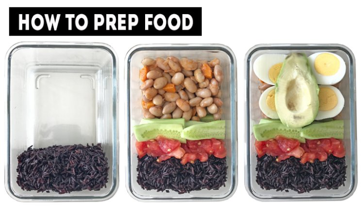 HOW TO FOOD PREP