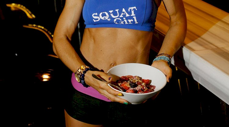 Squatgirl: Mein  Ernährungsgeheimnis