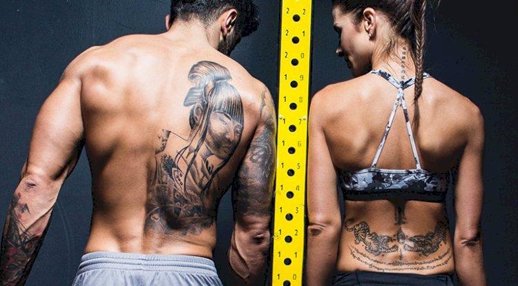 Doris Hofer: My Tattoos