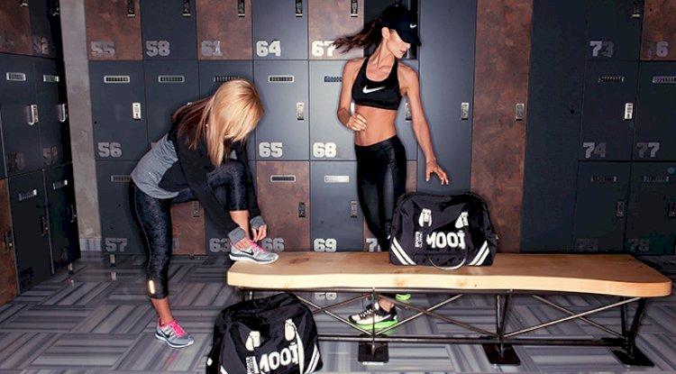 Workout: Gegen die Wand