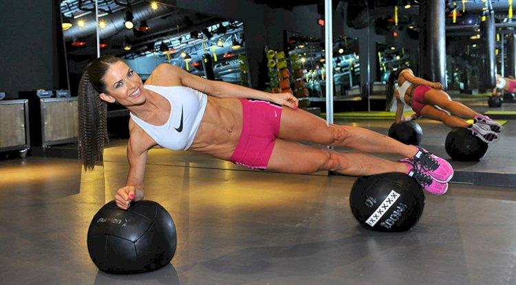 Mein Gym Workout NO:2
